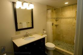 Cost To Remodel Bathroom Shower Low Cost Bathroom Remodel To Replace Small Finish A In Stages