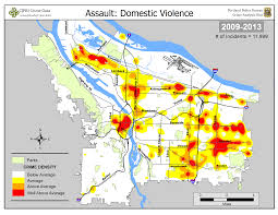 Portland Oregon Airport Map by Portland State Criminal Justice Policy Research Institute