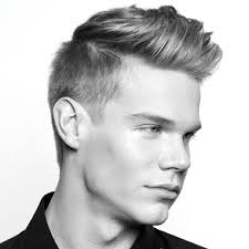 disconnected haircuts are very popular for men short on the side