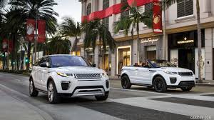 2017 range rover evoque convertible in beverly hills front hd