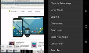 vnc android bvnc pro secure vnc viewer android apps auf play