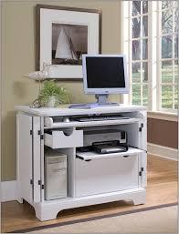 Computer Desks With Storage Computer Desk With Shelves Shelf Desks Voicesofimani