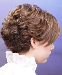 curly and short haircut showing back 25 short curly hairstyles for 2014 short hairstyles 2016 2017