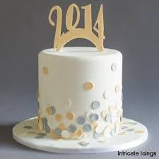 2016 New Year Cake Decorations by 32 Best Happy New Year Cakes Images On Pinterest New Year U0027s Cake