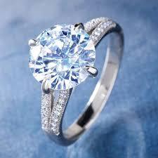 avalon wedding band diamondaura avalon ring w5648 stauer jewelry