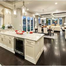 kitchen great room floor plans very open floor plans multi100000 com