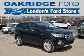 ford crossover black oakridge ford all inventory listing