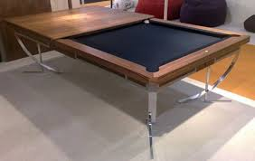Pool Table Dining Table Fusion Pool Table And Dining Table Home Design Garden