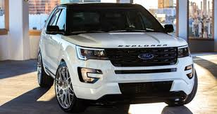 ford explorer package 2018 ford explorer review release date price info