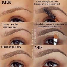 18 best makeup brows images on pinterest make up makeup and