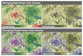 Color Blind Men Say Goodbye To Red Green Color Scales