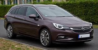 opel astra wikiwand