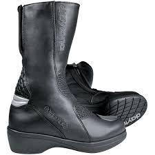 ladies motorbike boots daytona lady pilot gore tex boots ladies black infinity motorcycles