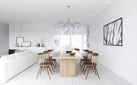 Scandinavian Dining Room by Scandinavian Interior Design Style
