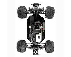 monster truck losi monster truck xl 1 5 scale rtr gas truck black los05009t1