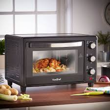 Oven Grill Toaster Vonshef 220 Volts Toaster Oven With Convenection Grill 220 240