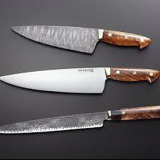 Damascus Kitchen Knives For Sale Damascus Steel Knives By Bob Kramer Someday I Will Buy A Bob