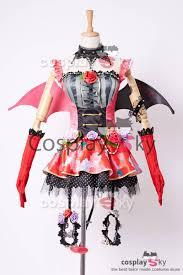 love live new ur maki nishikino little demon transformed uniform