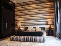 striped walls how to decorate a bedroom with striped walls