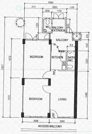 floor plans for commonwealth close hdb details srx property