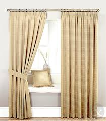 curtains single curtains window decor one panel curtain for small
