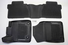 Husky Liner Floor Mats For Toyota Tundra by Used Toyota Tundra Floor Mats U0026 Carpets For Sale
