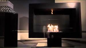 tribeca ii freestanding ethanol fireplace by anywhere fireplace at