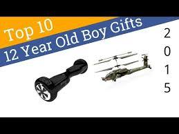10 best 12 year boy gifts 2015