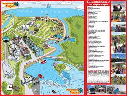 Map Of Toronto Toronto Tourist Map Tourist Map Of Toronto Canada