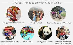 top activities for in china things to do with children in china