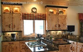 natural wood kitchen cabinets burl wood live edge