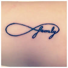 family infinity symbol tattoo pictures to pin on pinterest