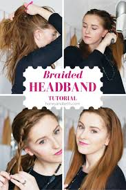 headband styler goody brush education braided headband 101 honey bettshoney