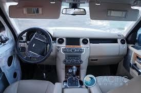 land rover steering wheel multifunction black leather steering wheel lr030681 oem land rover