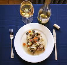 cuisine au vin blanc cooker chicken coq au vin blanc simple living and