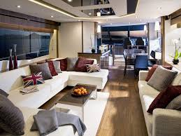 design unlimited creates interior for sunseeker manhattan 73