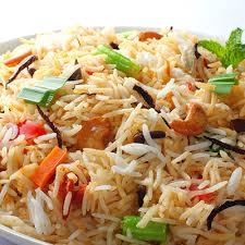 cuisiner le riz basmati cari de légumes sur riz basmati metro