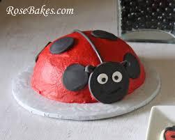 ladybug party cake cookies cake pops u0026 smash cake