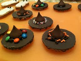 Halloween Cookie Cakes Last Minute No Bake Halloween Treats Juggling With Julia