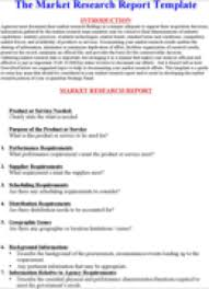 download market research survey template for free tidyform