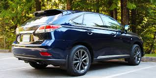 lexus rx 350 mileage 2013 lexus rx 350 the automotive review