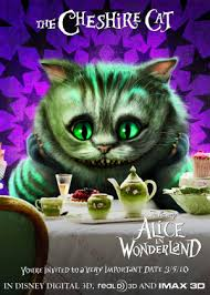 alice wonderland character posters images