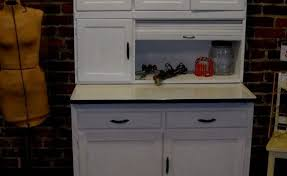 antique kitchen cabinet with flour bin kitchen design