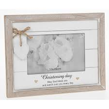 christening gifts personalised christening gifts christening day heart photo frame