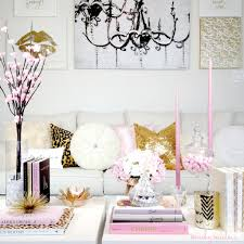 Lauren Conrad Home Decor Nicky Sinclair From Composition Lane Home Tour Living Room