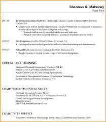 highschool resume template resume template high sample