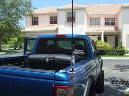 Ford Ranger Truck Bed Camper - cb antenna mounting with camper shell ranger forums the