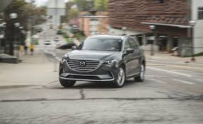 mazda car range 2016 2016 mazda cx 9 long term test review car and driver