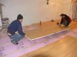 how to install a sing wood floor non warping patented honeycomb