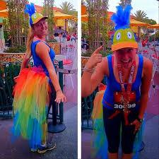 Cross Dressing Halloween Costume 25 Running Costumes Ideas Disney 5k Run